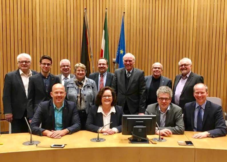 Tagung der CDA-Landtagskandidaten in Düsseldorf