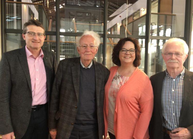 Besuch bei der Senioren Union in Rheine