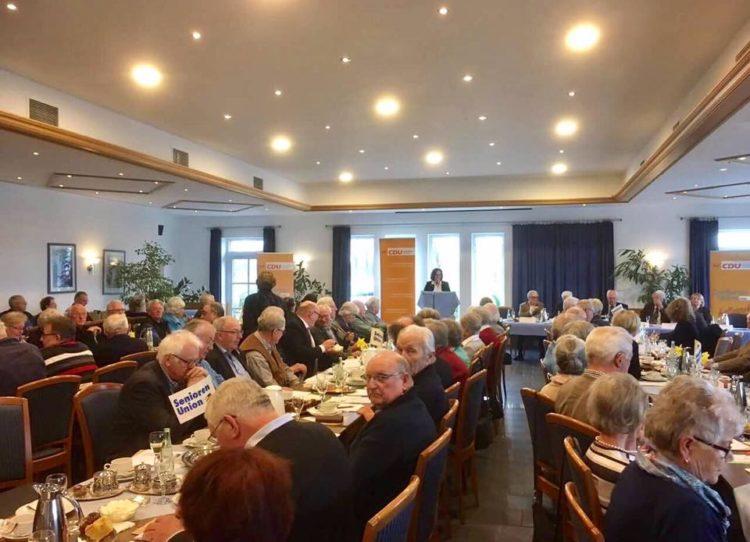 Kreisversammlung der Senioren Union in Saerbeck