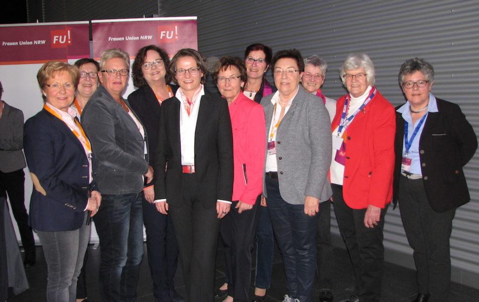 Landesdelegiertentagung der Frauen Union NRW in Ahaus