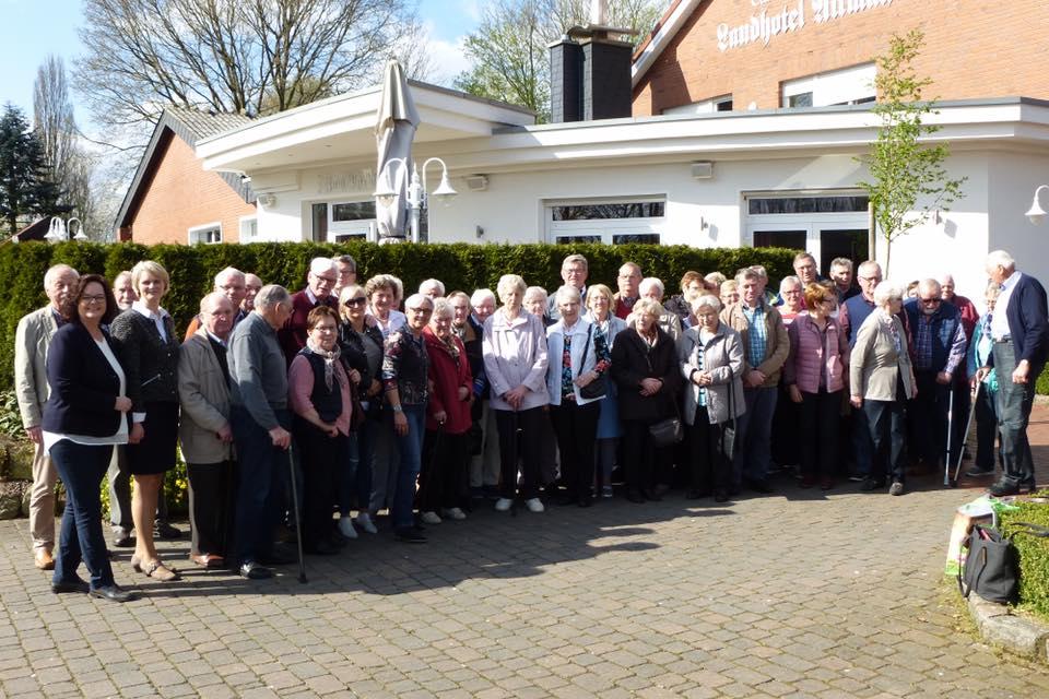 Nachmittagsausflug mit Senioren der CDU in Hörstel