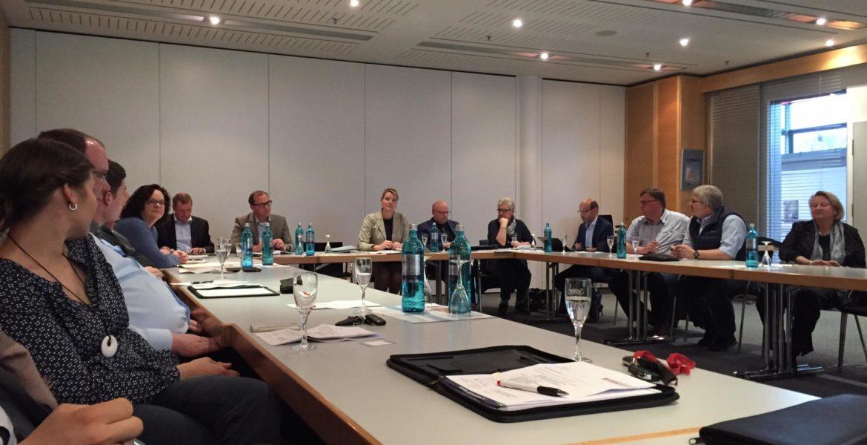 Sitzung des CDU-Kreisvorstandes Steinfurt am FMO