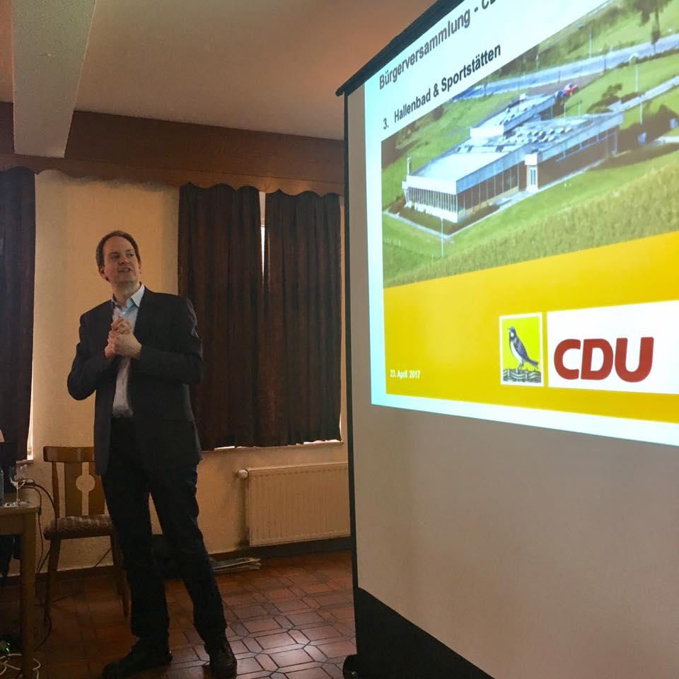 Offene Bürgerversammlung in Mesum