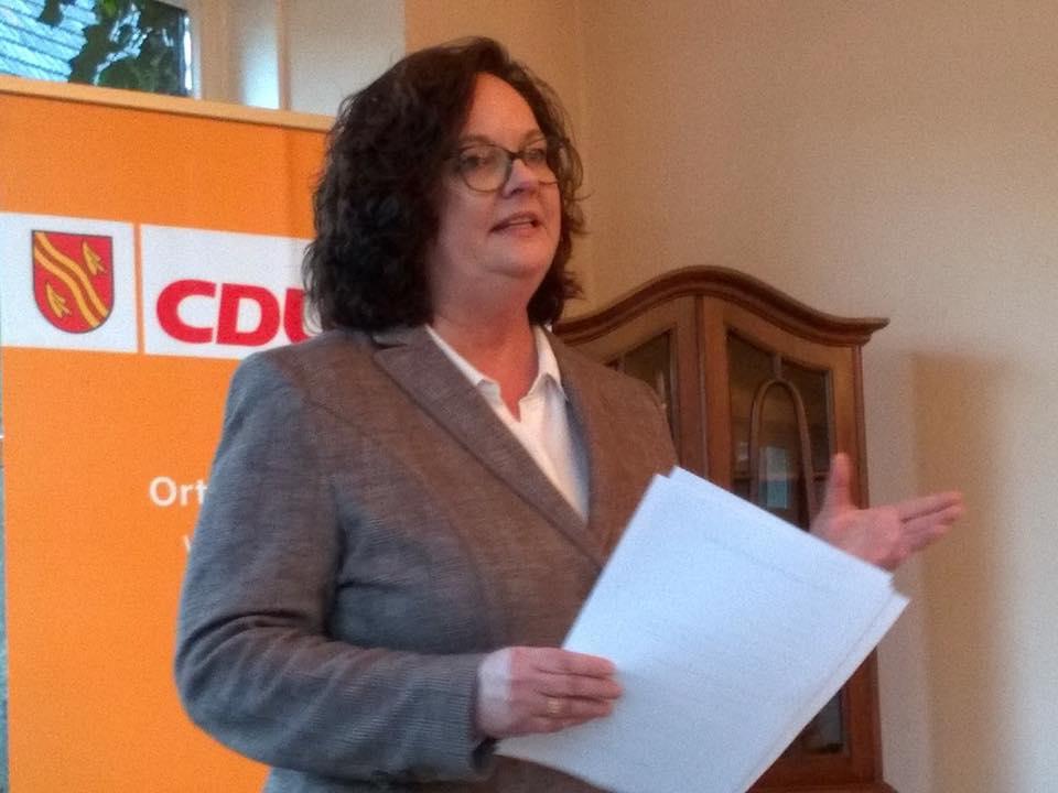 Themenabend Pflege und Gesundheit CDU Riesenbeck