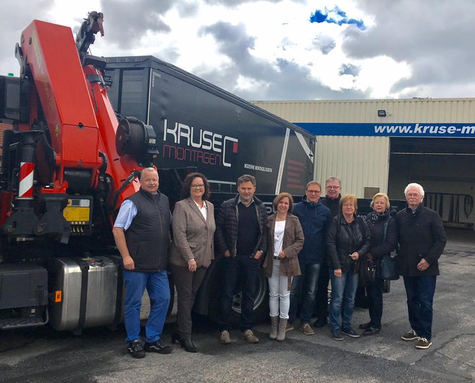 Besuch bei Kruse Motorräder in Mesum