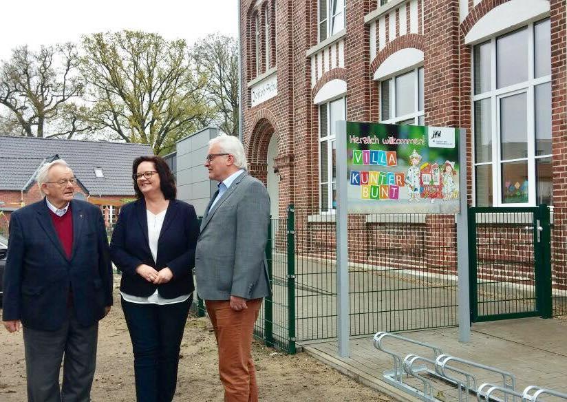 Schulpolitischer Sprecher der CDU-Landtagsfraktion in Mesum