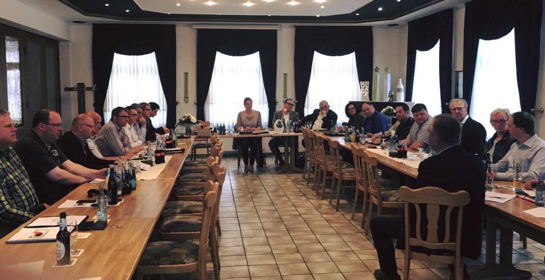 Sitzung des CDU-Kreisvorstandes Steinfurt in Wettringen