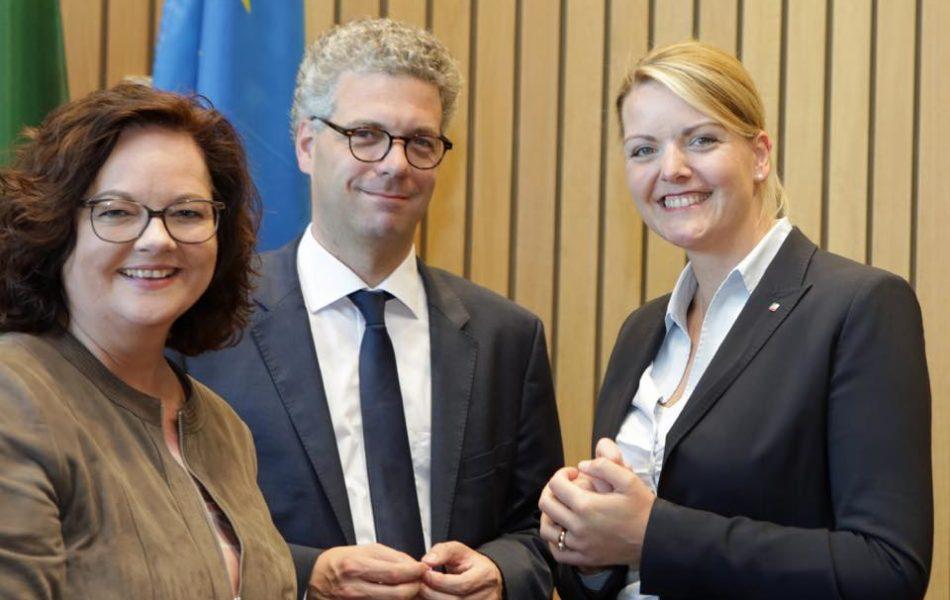 Gemeinsame Fraktionssitzung der Mitglieder der 16. & 17. Wahlperiode im Landtag
