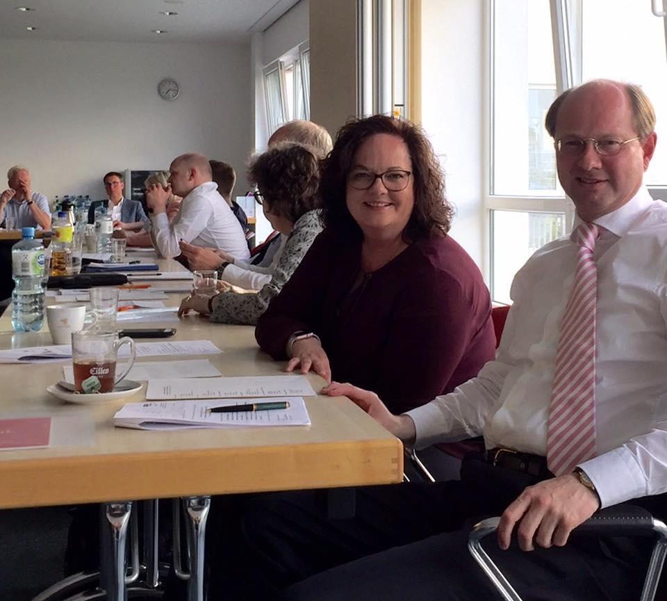 Bezirksvorstandssitzung der CDU Münsterland in Münster