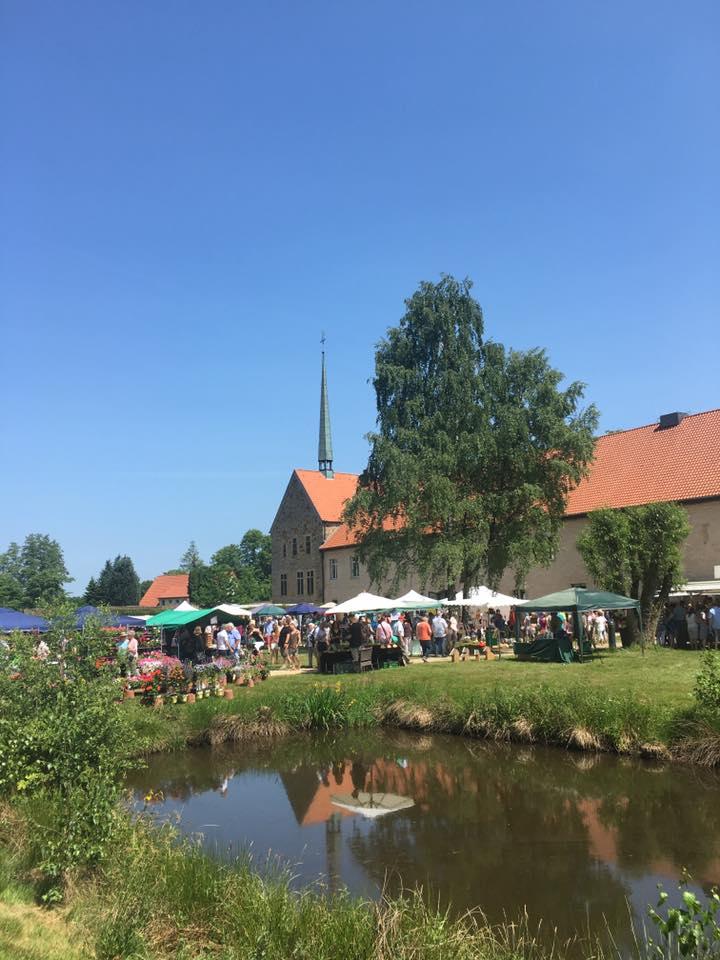 """""""Marktzauber"""" rund ums Kloster Gravenhorst"""