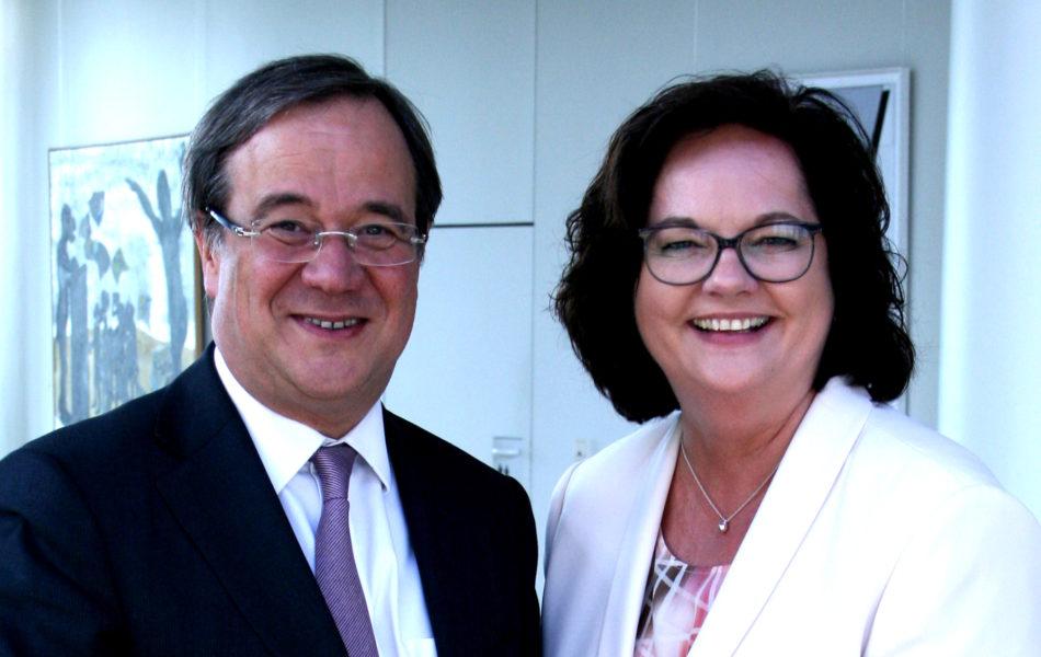 Neue Landtagsabgeordnete Andrea Stullich in den Petitionsausschuss und als Schriftführerin gewählt