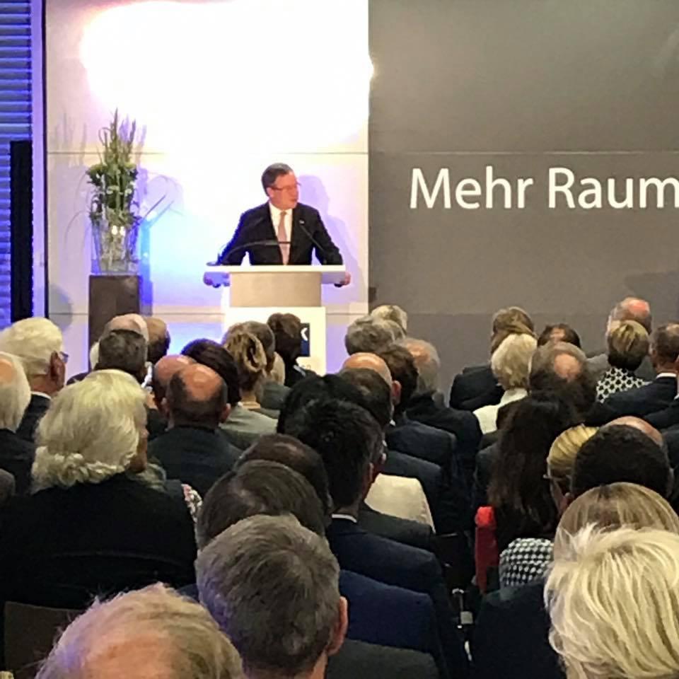 Eröffnung des Bildungszentrums der IHK Nord Westfalen in Münster
