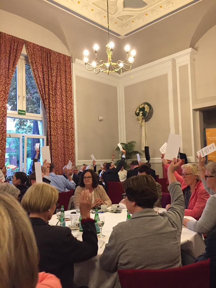 Bezirksparteitag der CDU Münsterland in Münster