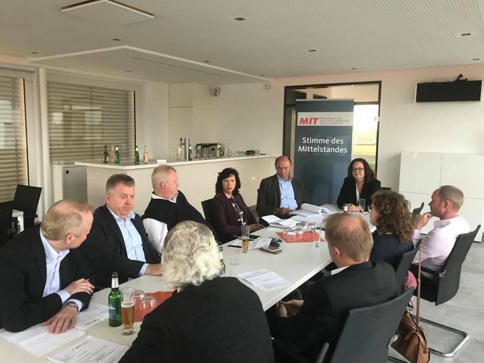 Mitgliederversammlung der MIT Kreis Steinfurt in Emsdetten