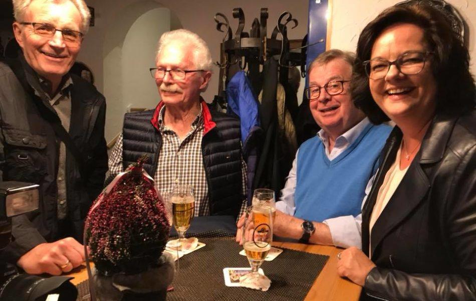 """Wiedereröffnung der Gaststätte """"Zum Schwan"""" in Mesum"""