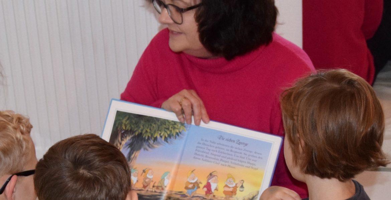 Vorlesetag im Kolping-Kindergarten Riesenbeck