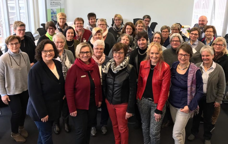 Vorstandssitzung des Westfälisch-Lippischen Landfrauenverbands