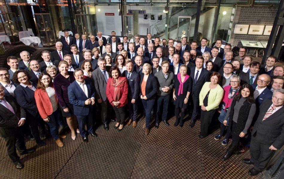 Klausurtagung der CDU-Landtagsfraktion in Oberhausen