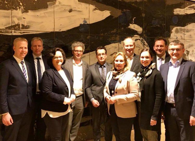 Parlamentarischer Abend der Unikliniken: CDU-Münsterlandgruppe mit Prof. Dr. Robert Nitsch, Ärztlicher Direktor UKM