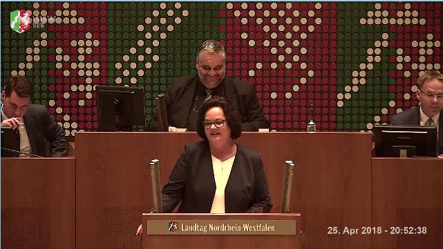 """Rede im Landtag zum """"Medienprivileg"""""""