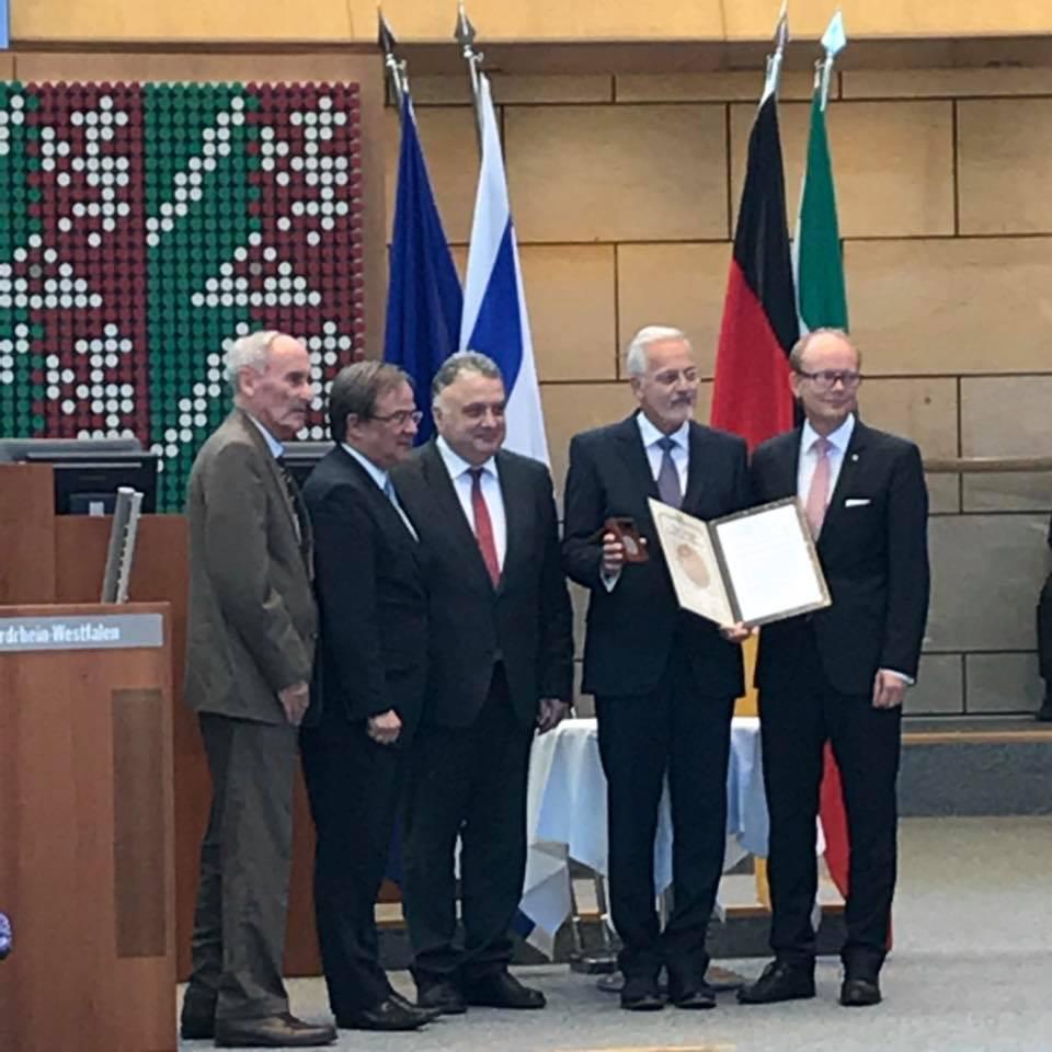 Festakt 70 Jahre Israel im Landtag NRW