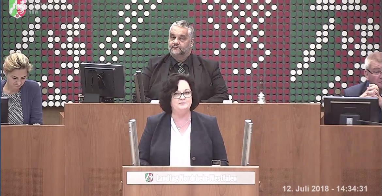 """Rede im Landtagsplenum zum Thema """"Pflege der Zukunft"""""""