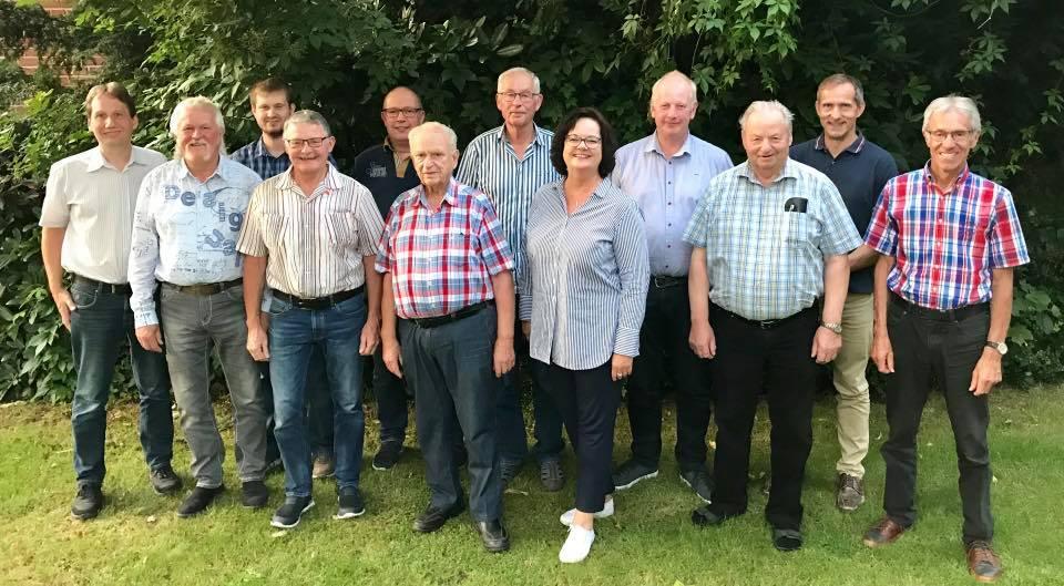 Mitgliederversammlung CDU Dreierwalde