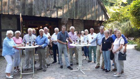 Grillabend der Senioren Union Rheine