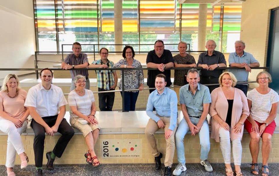 Sommertour der CDU Rheine – Nelson-Mandela-Schule