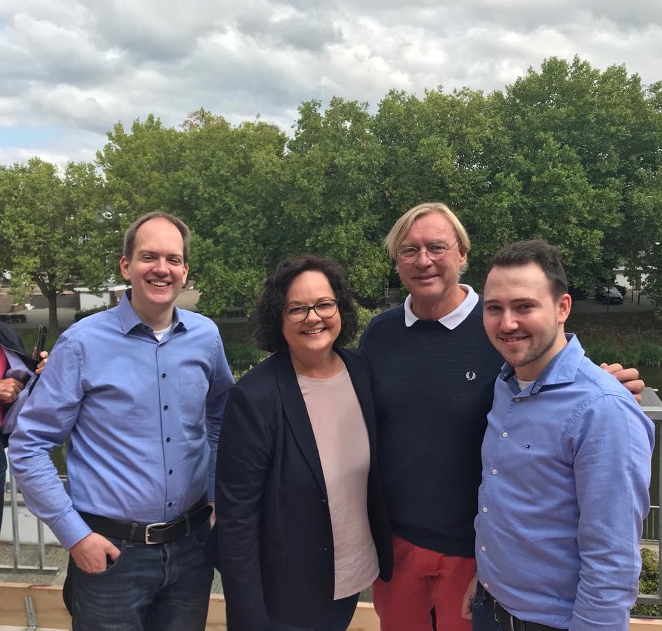 Sommertour der CDU Rheine