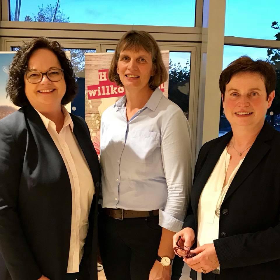 Parlamentarischen Abend mit den Landfrauen im Düsseldorfer Landtag