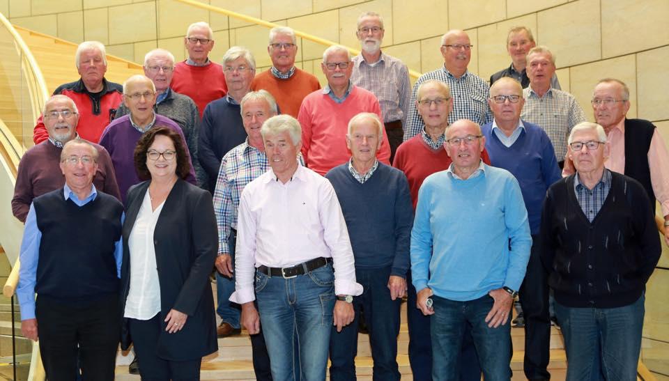 Seniorengruppe der Pfarrgemeinde St. Johannes Bapt. aus Mesum zu Gast im Landtag