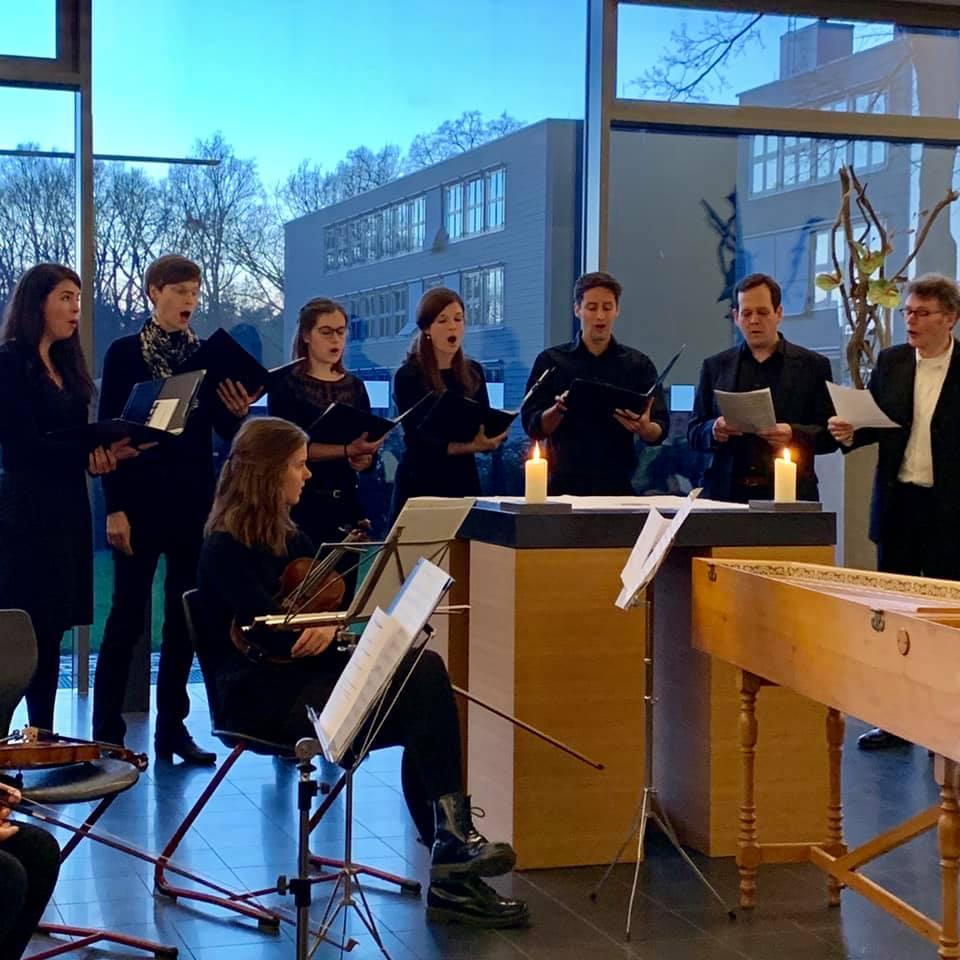 1. Kapellenkonzert am Arnold-Janssen-Gymnasium in Neuenkirchen/St. Arnold