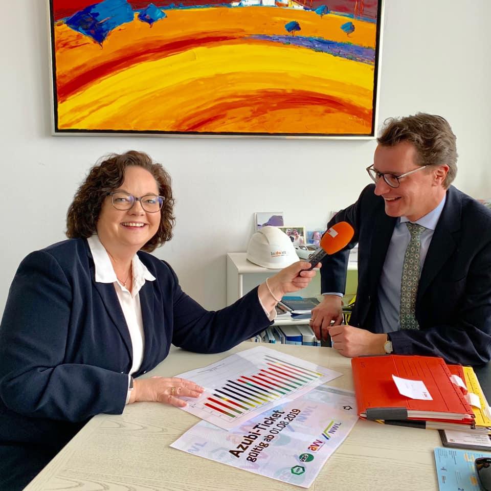"""""""Anhörung"""" – CDU-Landtagsabgeordnete Andrea Stullich aus Rheine startet eigenen Podcast"""
