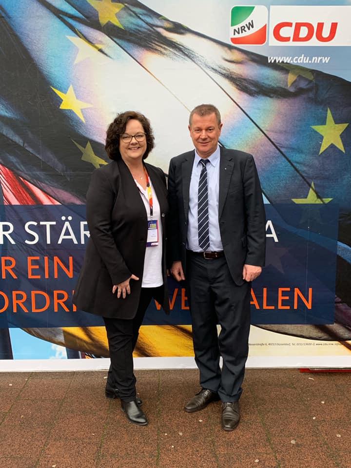 Landesvertreterversammlung zur Aufstellung der Landesliste für die Europawahl