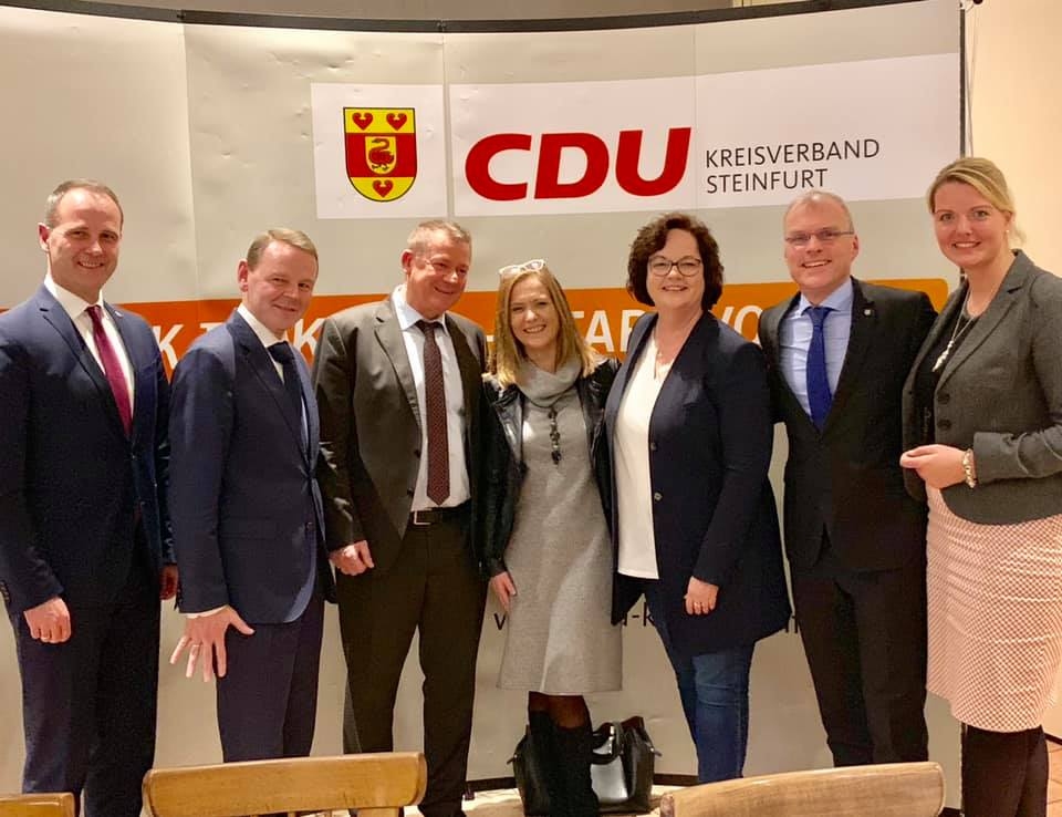Europapolitische Fachtagung des CDU-Kreisverbandes Steinfurt