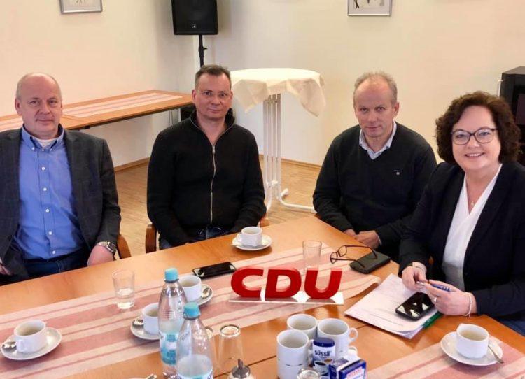 Bürgersprechstunde der CDU Ladbergen