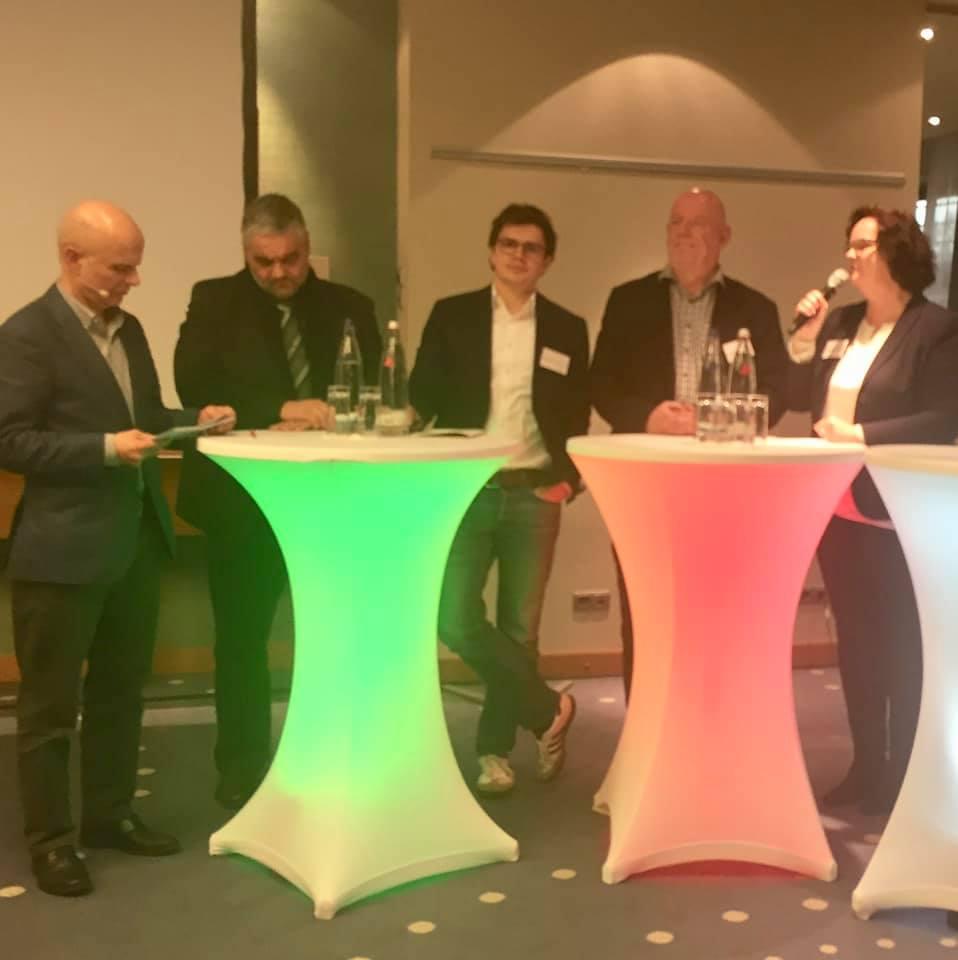 Klausurtagung der Medienkommission in Düsseldorf