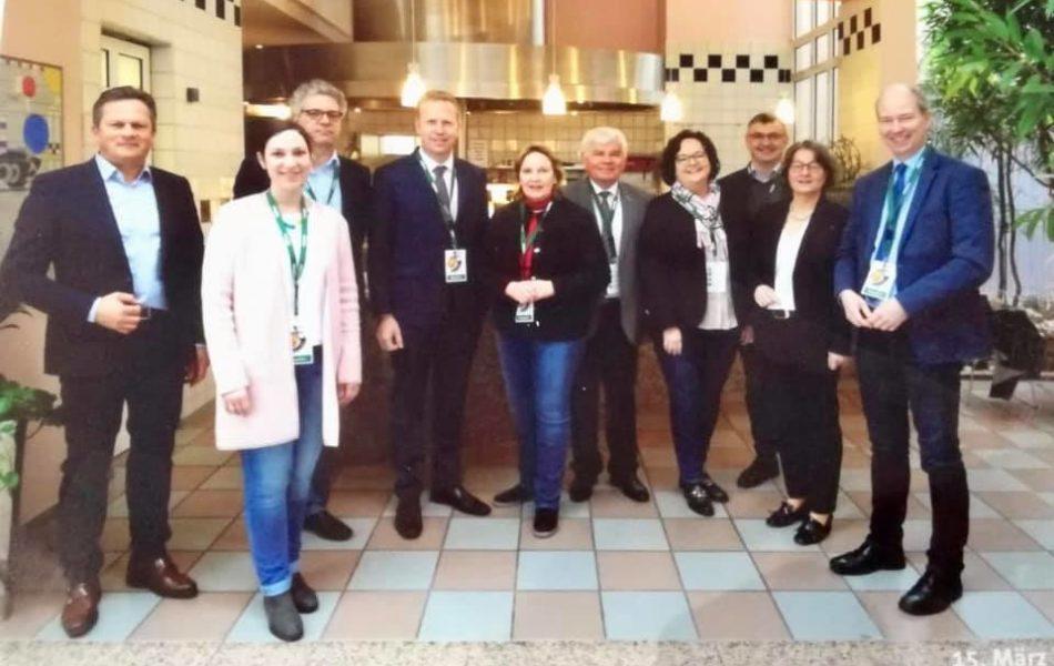 Münsterlandrunde der CDU-Landtagsabgeordneten bei apetito in Rheine