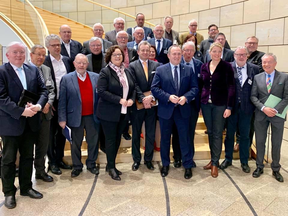 Gemeinsame Sitzung des CDU-Arbeitskreises Kultur & Medien mit dem Arbeitskreis Kultur der Landschaftsverbände