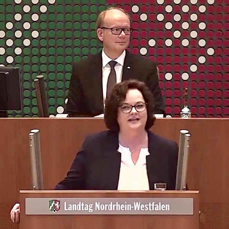 Rede im Landtagsplenum über die Games-Branche in NRW als Innovationsmotor und Wachstumsmarkt