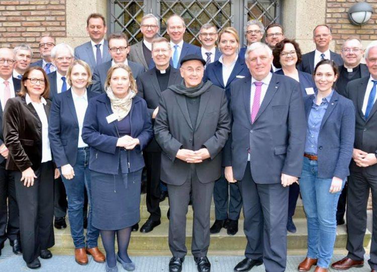 Gespräch der CDU-Münsterlandrunde mit Bischof Dr. Felix Genn