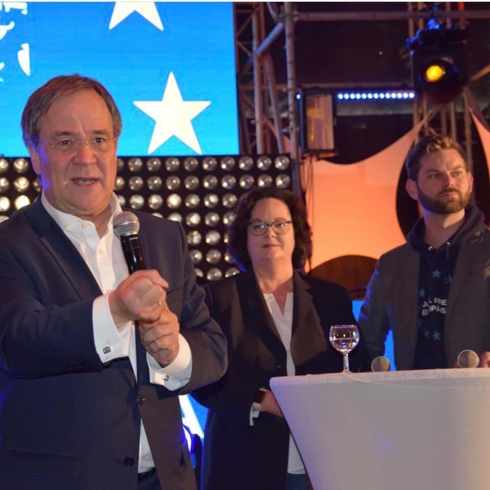 #Europafestival der JU NRW in Ahaus