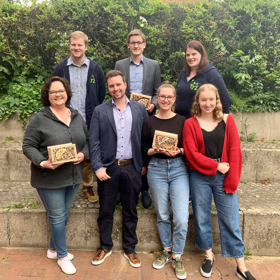 Besuch der 72-Stunden-Aktion des BDKJ bei den Messdienern von St. Marien in Emsdetten