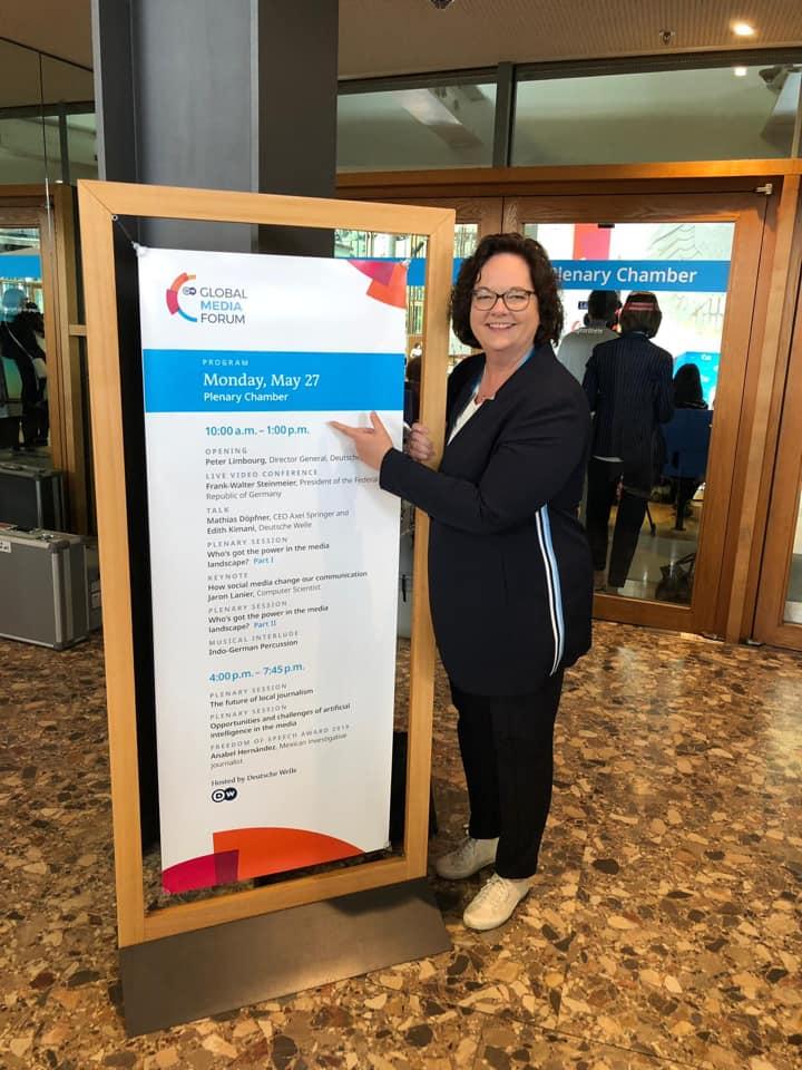 GlobalMediaForum in Bonn
