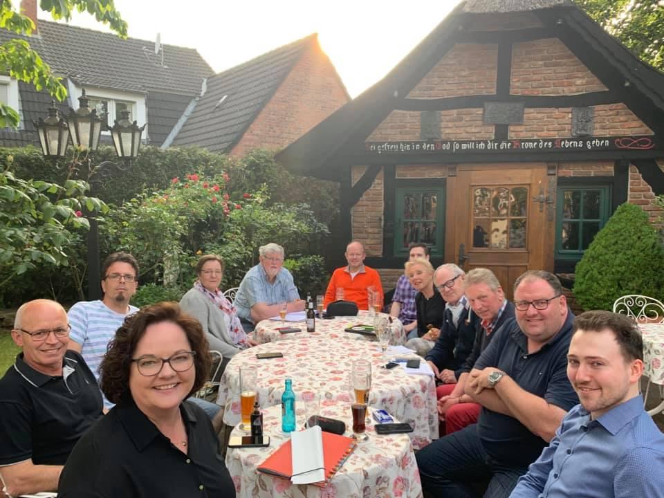 Vorstandssitzung der CDU Eschendorf/Gellendorf