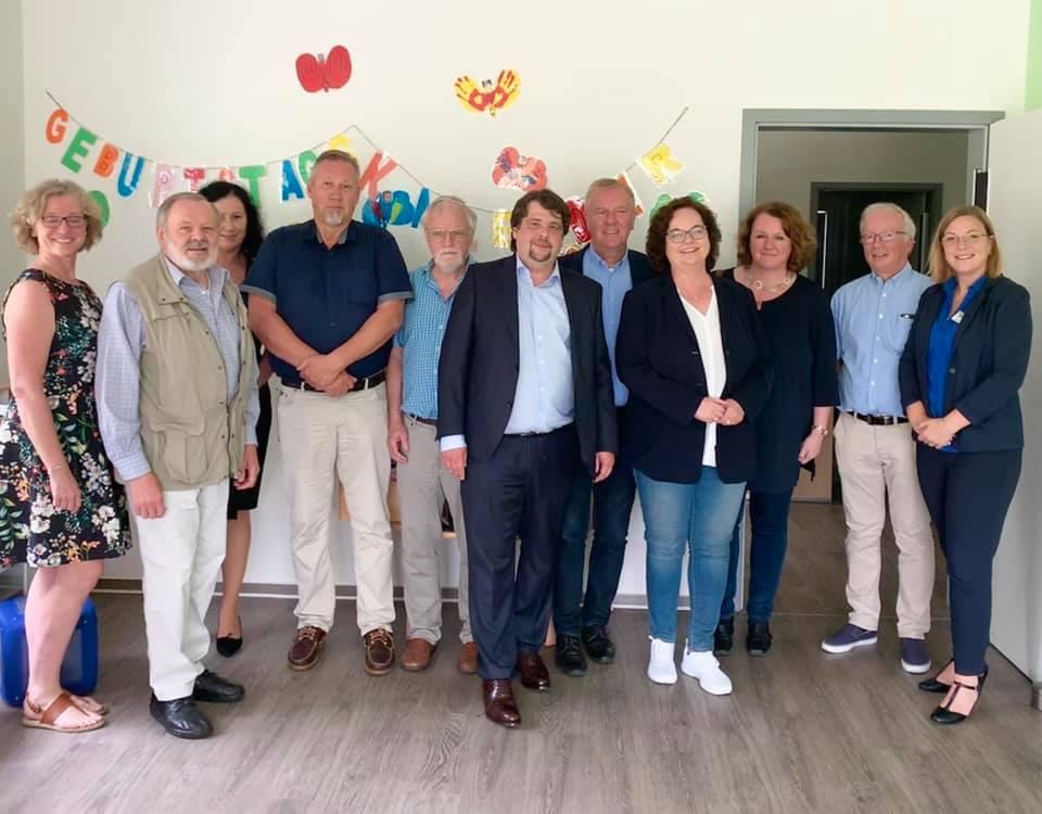 CDA-Sommertour 2019: Zu Gast im Marienhof Hörstel