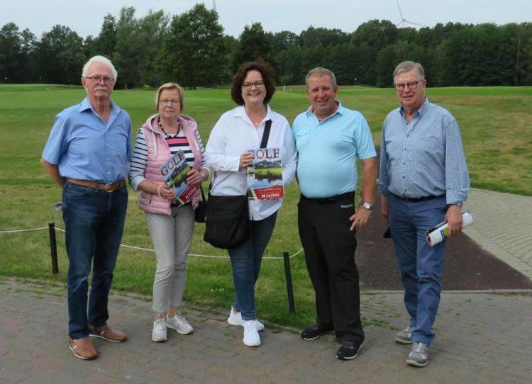 Schnupper-Golfen in Mesum