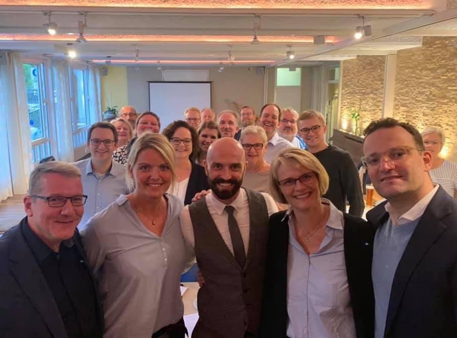 Vorstandssitzung der CDU im Kreis Steinfurt