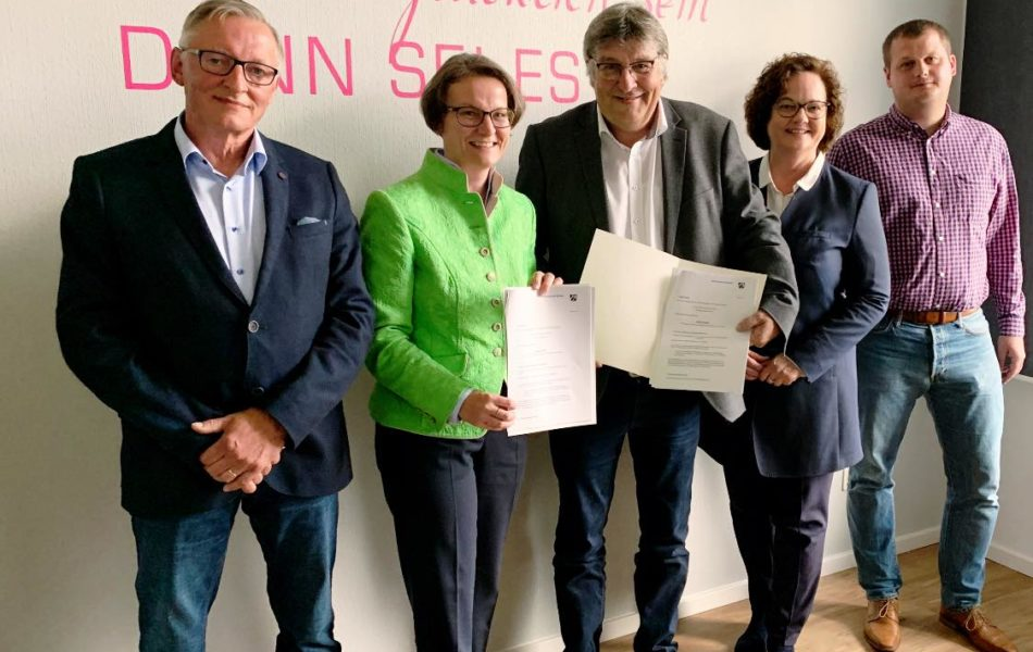 140.000 Euro für Dorferneuerungsprogramm in Ladbergen